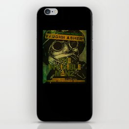 Official Invisible Man 2 Print iPhone Skin