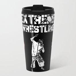 Extreme Wrestling Travel Mug