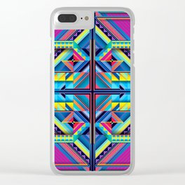 Z.Series.62.V2.Symmetrical Clear iPhone Case