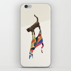 Walking Shadow, Cat iPhone & iPod Skin