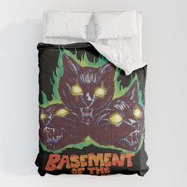 Basement Of The Damned Comforters