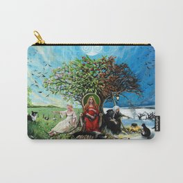 The Maiden, The Mother, and The Crone Carry-All Pouch