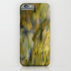 Abstract Green Slim Case iPhone 6s