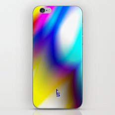 Flaming Aura I iPhone & iPod Skin