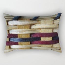 Up Close Bold Woven Rectangular Pillow