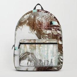 Staples and Portholes Backpack