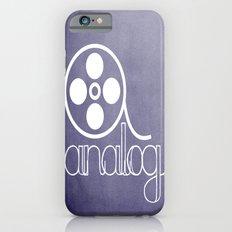 YesterYear {ANALOGzine} iPhone 6s Slim Case