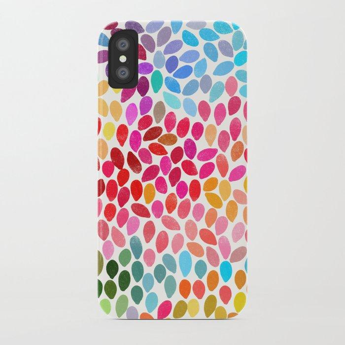rain 6 iPhone Case