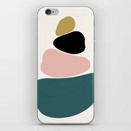 gemstones 1 iPhone Skin