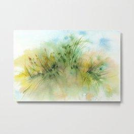 Sunshine Promise Watercolors Metal Print
