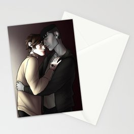 Heinous Plots Cover Art Stationery Cards