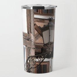 Light and Shadow Lamp Travel Mug