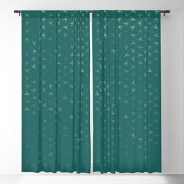 scorpio zodiac sign pattern tw Blackout Curtain