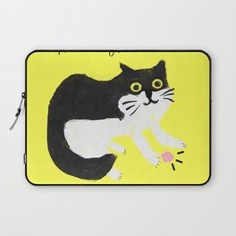 Murphy the cat Laptop Sleeve