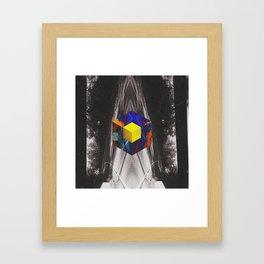 singularity 01 Framed Art Print