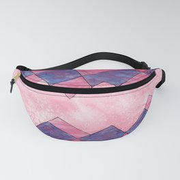 Mystic Mountains Fanny Pack
