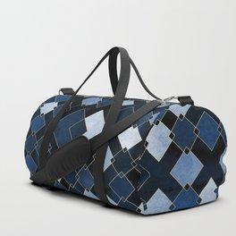 Blue Nebula Duffle Bag