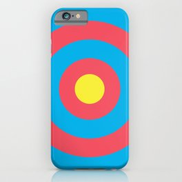 Target (Archery Design) iPhone Case