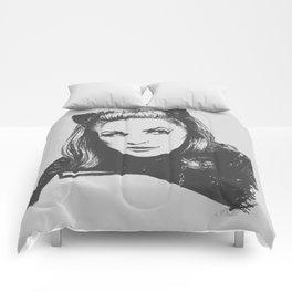 Julie Newmar Comforters