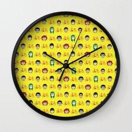 yowamushi pedal sohoku print Wall Clock