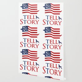 Tell A Story for US Citizens and tourists Wallpaper