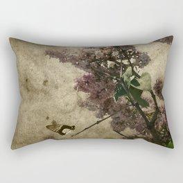 Lilac Scents Rectangular Pillow