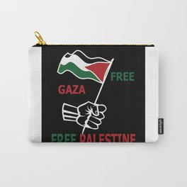 Free Palestine Carry-All Pouch