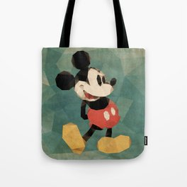 Mr. Mickey Mouse Tote Bag