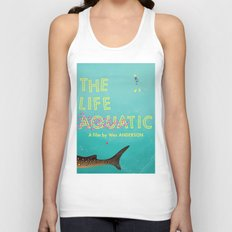 The Life Aquatic Unisex Tank Top