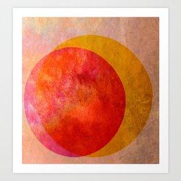 Taste of Citrus Art Print