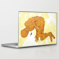 dreamer Laptop & iPad Skins featuring Dreamer by Souan Club