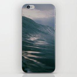 Analog Wave iPhone Skin