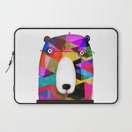 BEAR SPECTACLES Laptop Sleeve