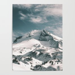 Mount Hood IV Poster