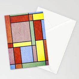 Mondrian No. 78 Stationery Cards