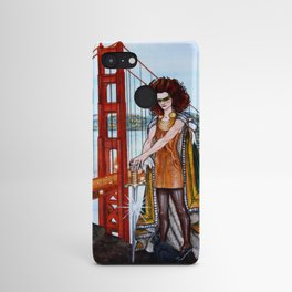 Superheroes SF Android Case