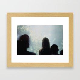 Gleams Framed Art Print