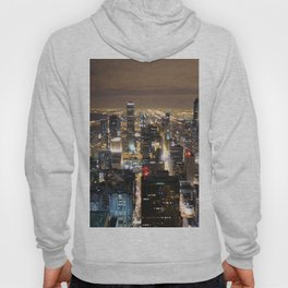 Chicago By Night Hoody