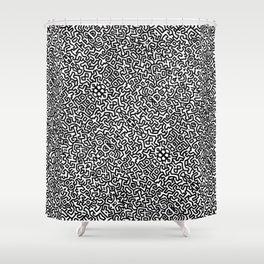 Wall Art Shower Curtains