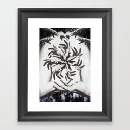 Deemed Framed Art Print