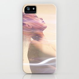 The Sands of Time IV iPhone Case