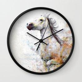 wild Horse Wall Clock