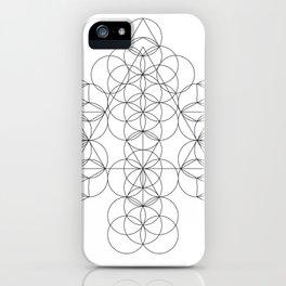 I AM 3 iPhone Case
