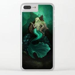 Treasures Untold Clear iPhone Case