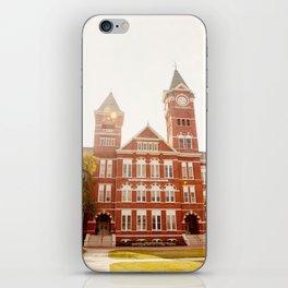 Samford Hall - Auburn University 2 iPhone Skin