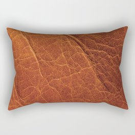 Leather Rectangular Pillow
