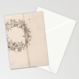 Johann Bayer - Uranometria / Measuring the Heavens (1661) - 46 Southern Crown Stationery Cards