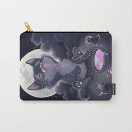 Rainbow Kitty Carry-All Pouch