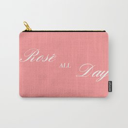 rose all day Carry-All Pouch
