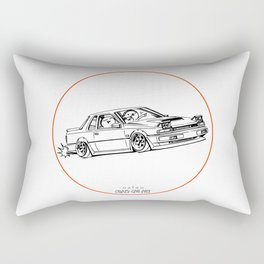 Crazy Car Art 0218 Rectangular Pillow